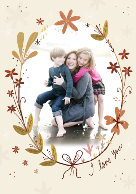 holiday's Photo Card ©Neiko Ng. Available for purchase/ Licensing