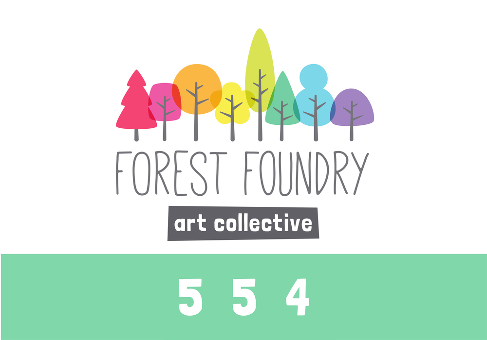 I am attending surtex with my art collective sisters -Forestfoundry!  NOTE: We are not agency :) We are art collective.
