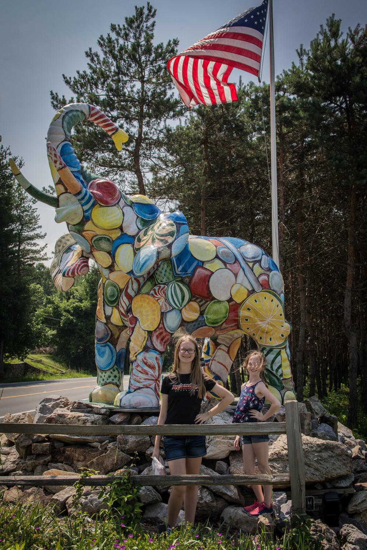 Mister Ed's Elephant Museum, Orrtanna, PA.