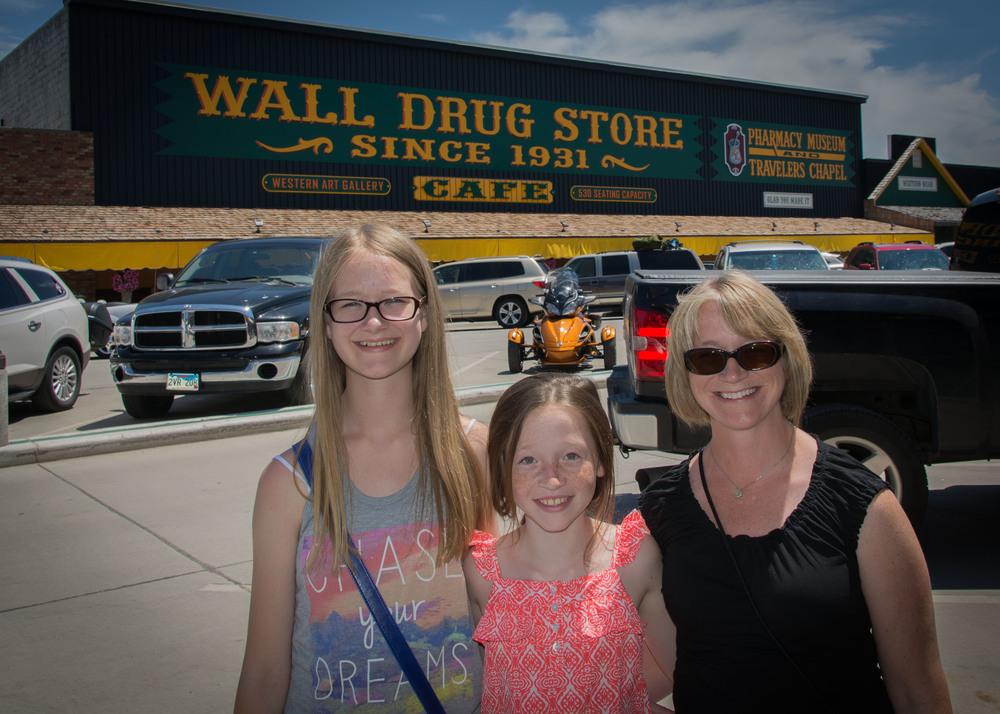 Wall Drug, Wall SD.