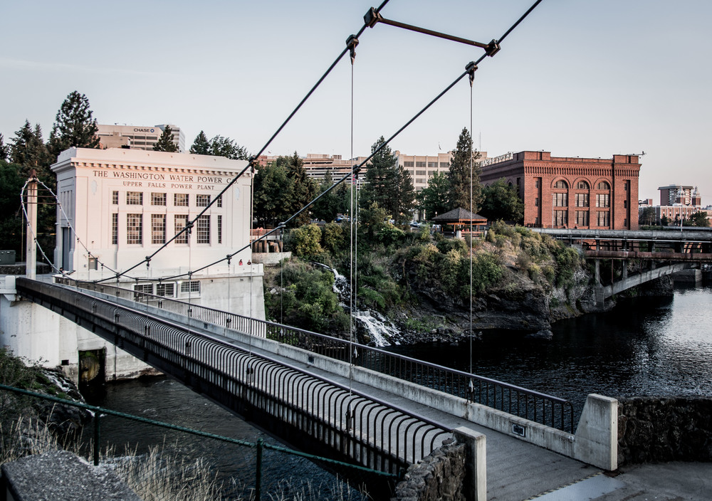 Riverfront Park, Spokane, WA.