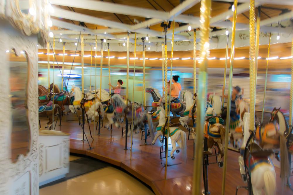 Looff Carousel, Riverfront Park, Spokane WA