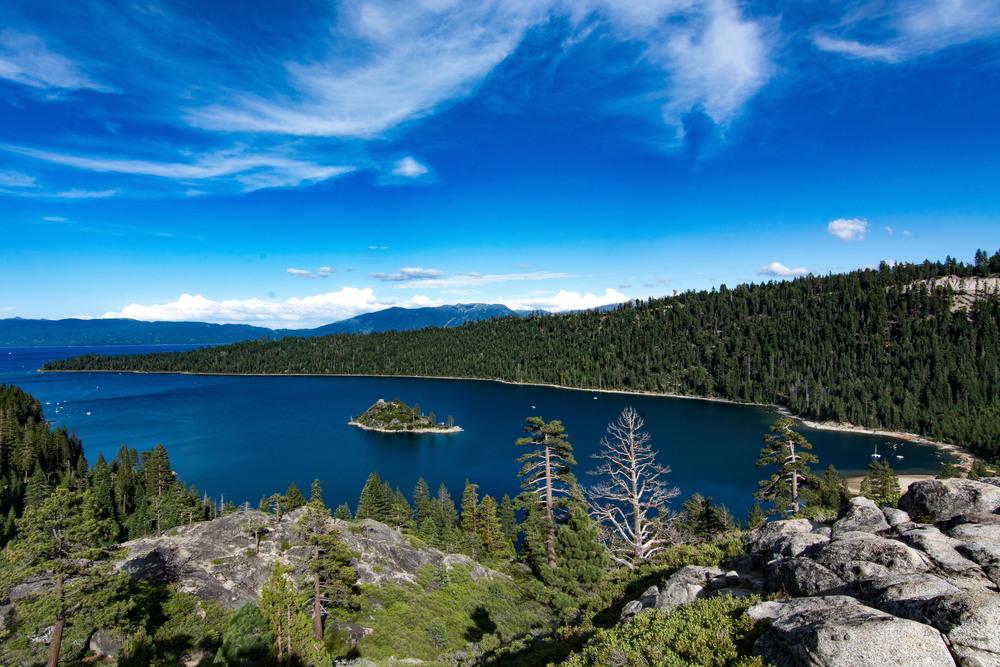 Emerald Bay, Lake Tahoe, CA.