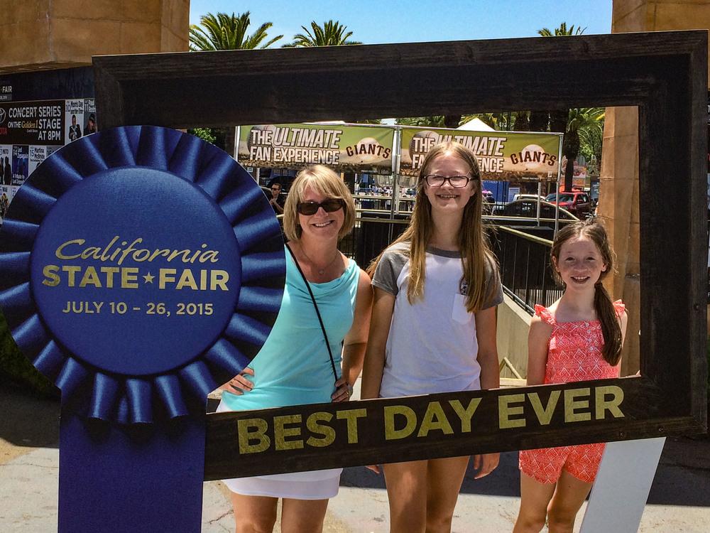 California State Fair, Sacramento CA.