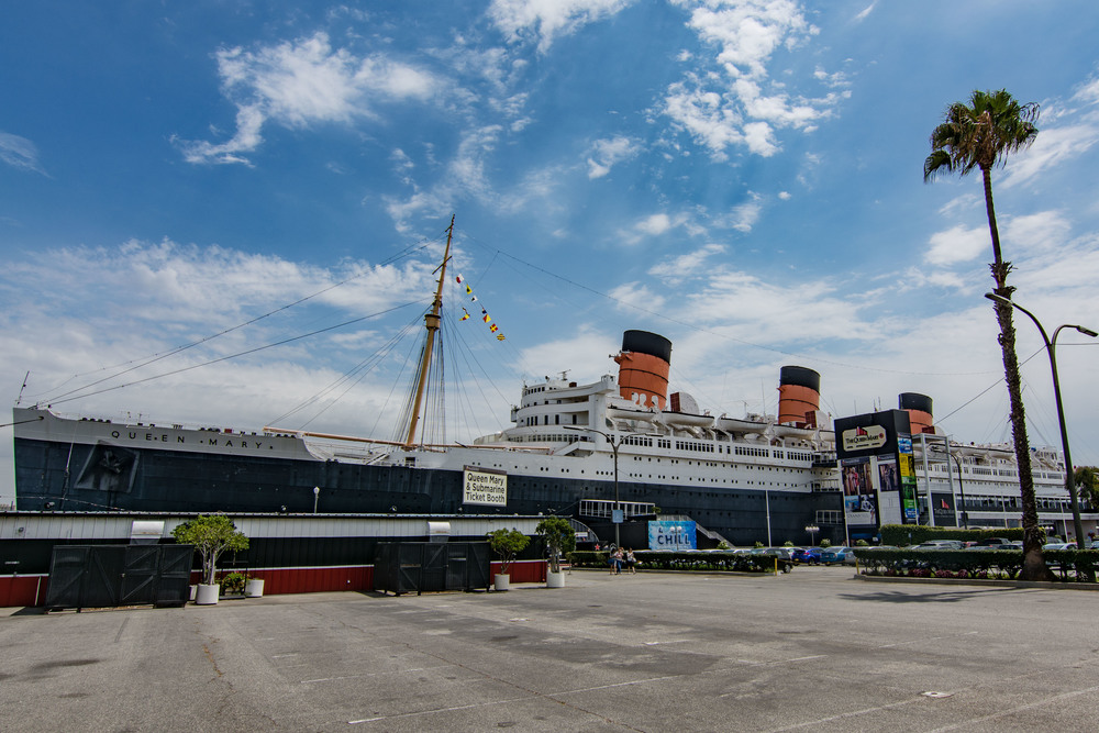 The Queen Mary - it was a total gem!