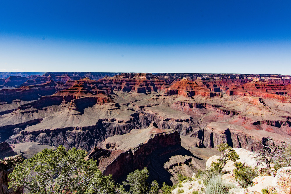 Grand Canyon, South Rim, Hopi Point.  Eleventy Billion people have taken better pics, but I had to post one, right?