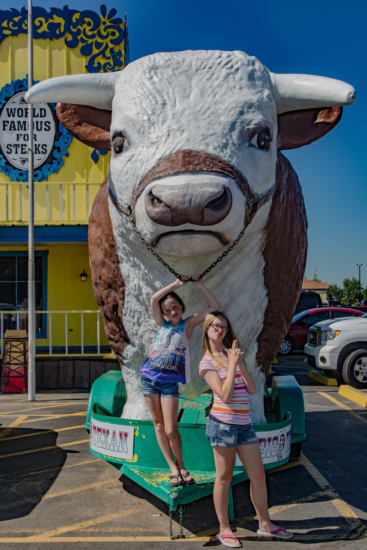 Big Texan Steak Ranch, Amarillo, TX.