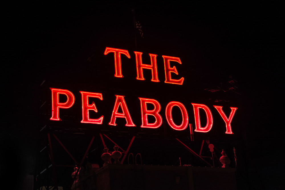 The Peabody. A classic.
