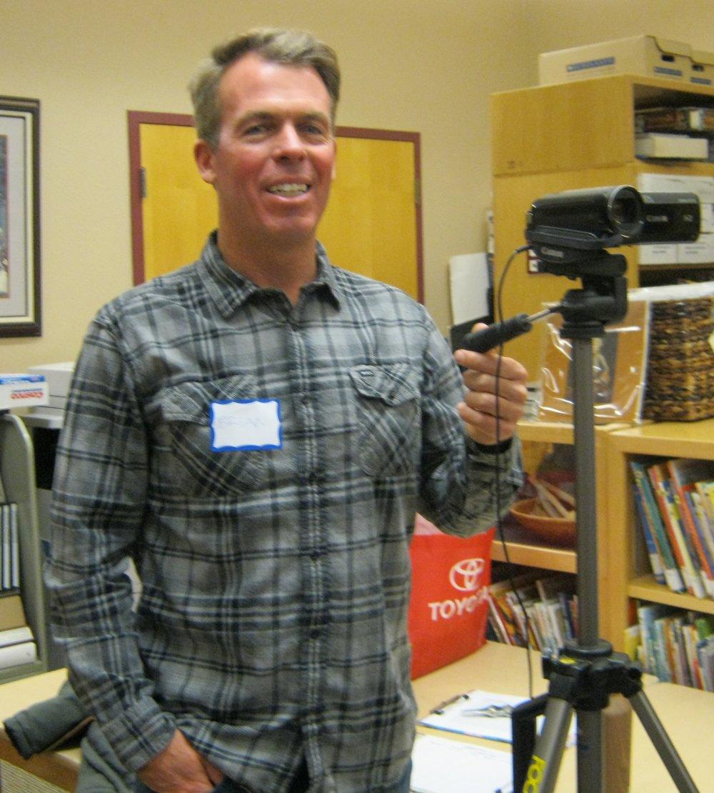 Brian as videographer.jpg