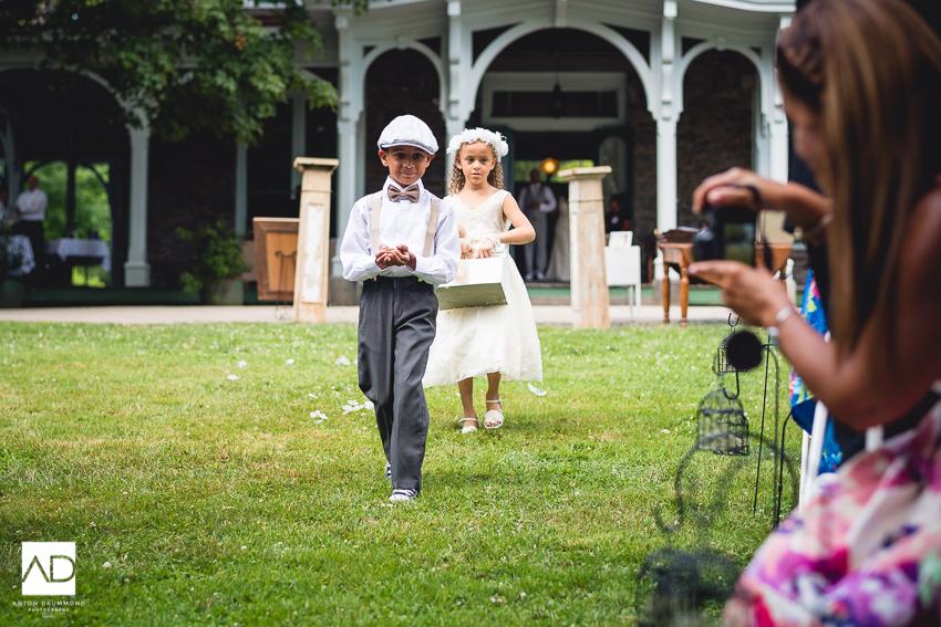 Asbury Arboretum Wedding