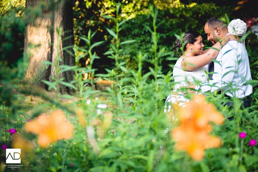 Awbury Arboretum Wedding