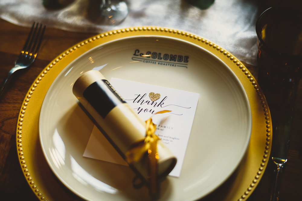La Colombe Coffee Roasters Wedding