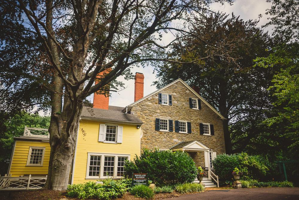 The Barn At Ridgeland Mansion