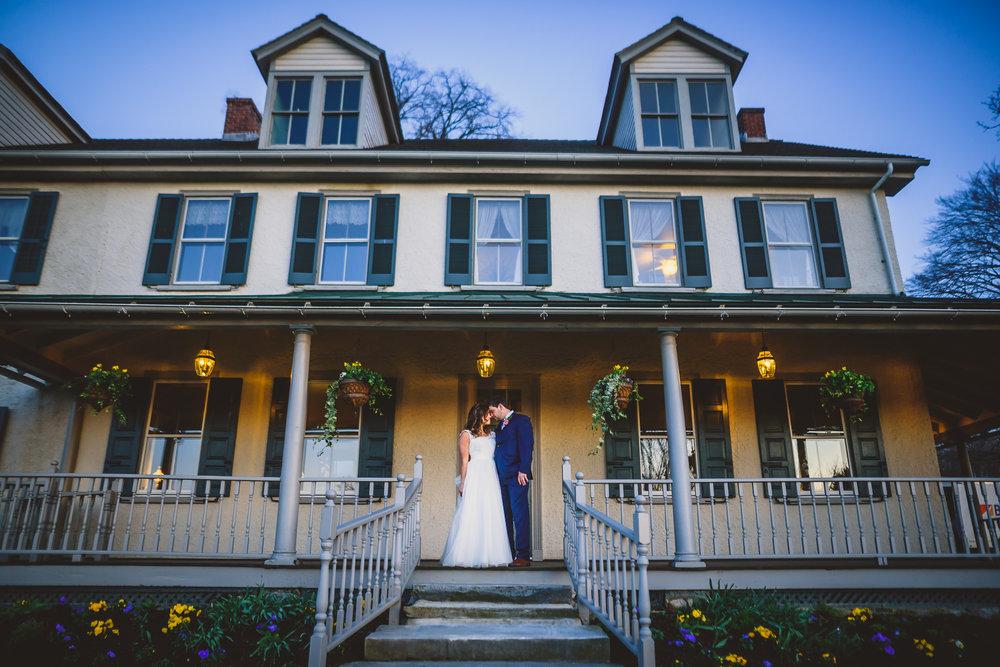 Springton Manor Wedding
