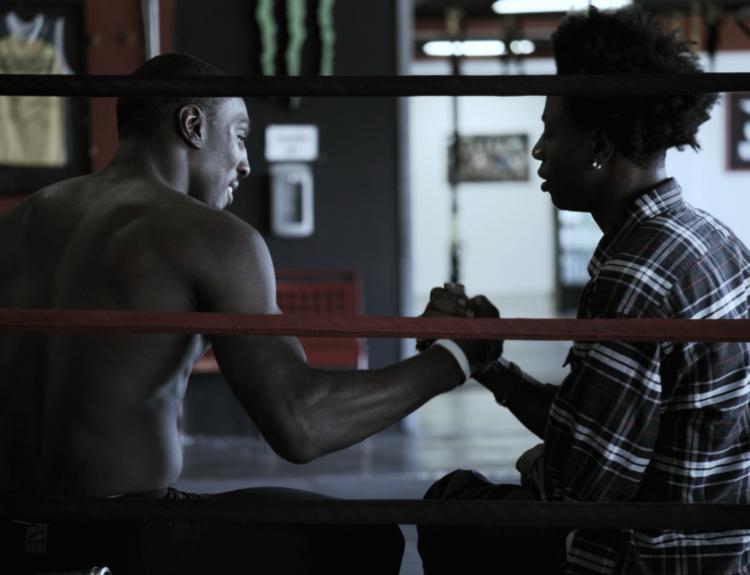 JOEY BADASS X UFC