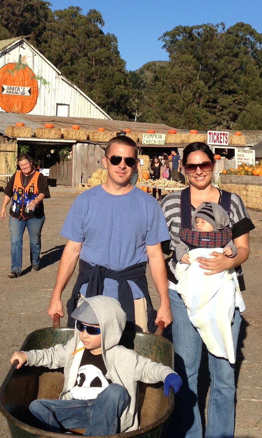 2013, Arata's Pumpkin Farm