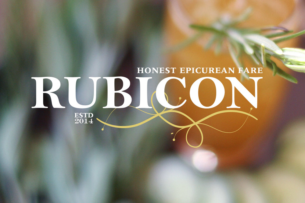 Rubicon Logo. Photo by Anela Benowitz.