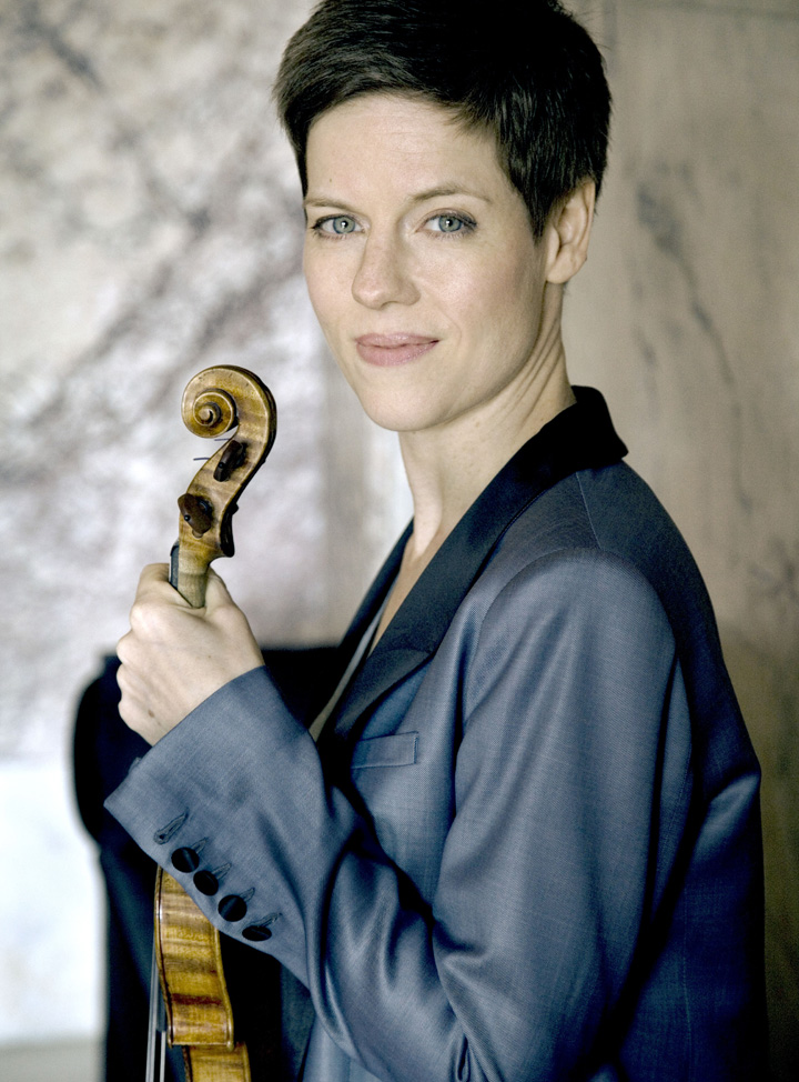 ISABELLE FAUST, violino