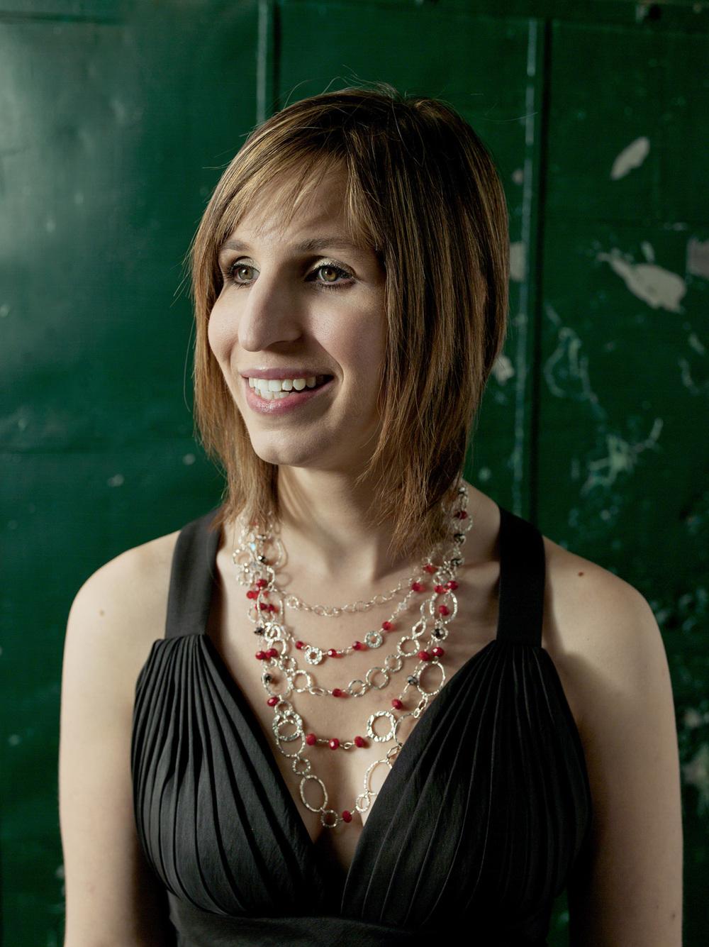 LAURIE RUBIN, mezzosoprano