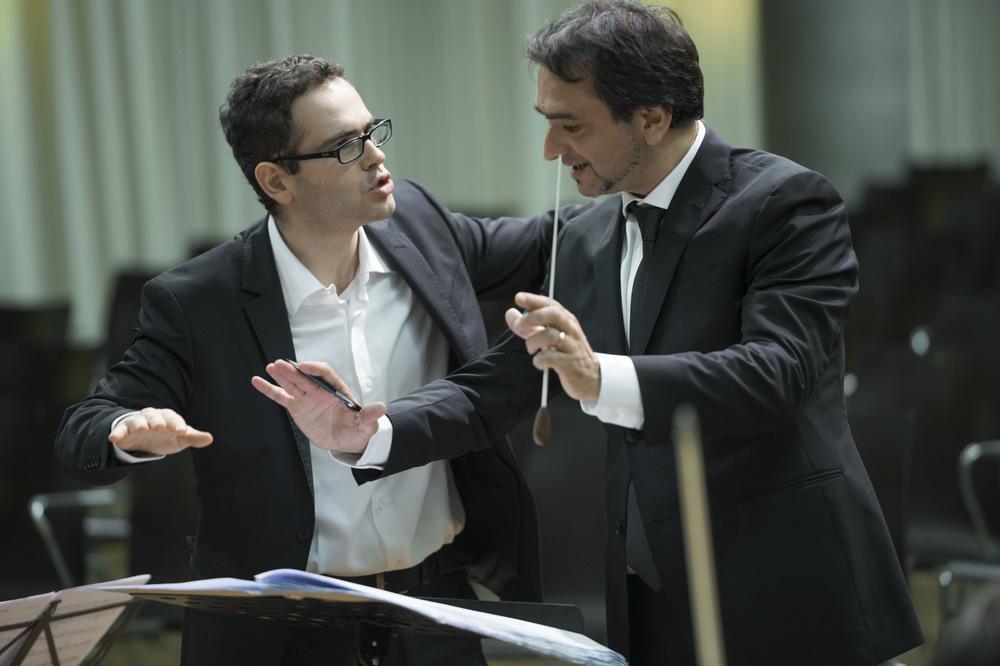 Riccardo Panfili, compositore