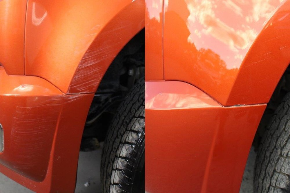 Scratch Removal from $20 | when needed