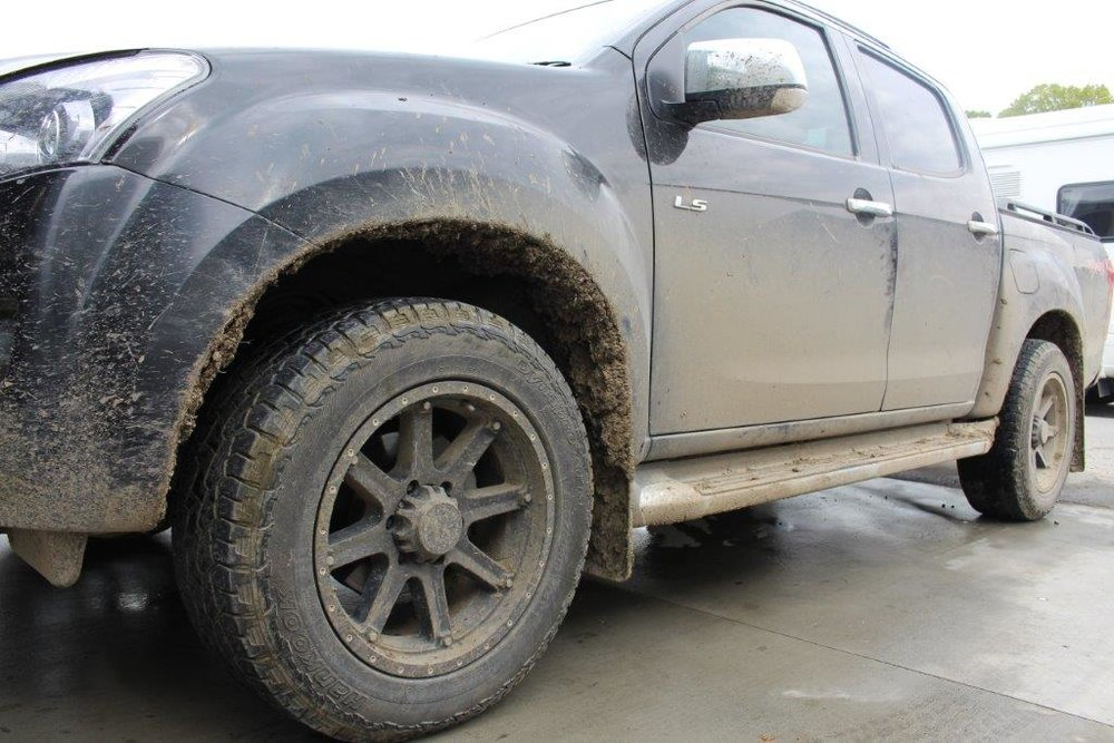 Excess Mud Removal from $50 | when needed