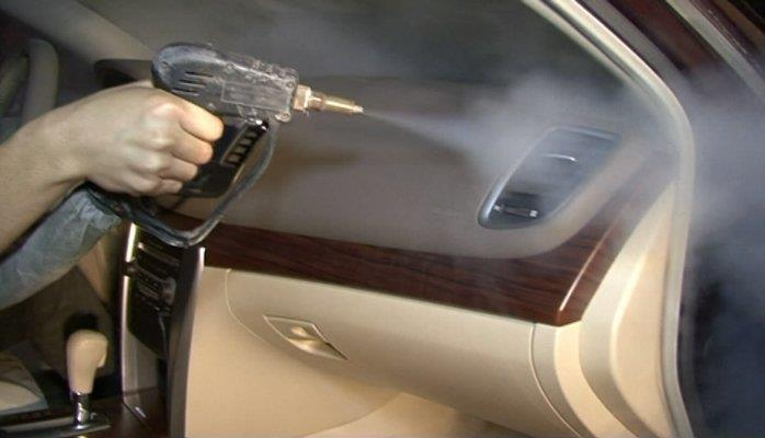 Interior Dry Steam Cleaning   from $120 | every 6 months