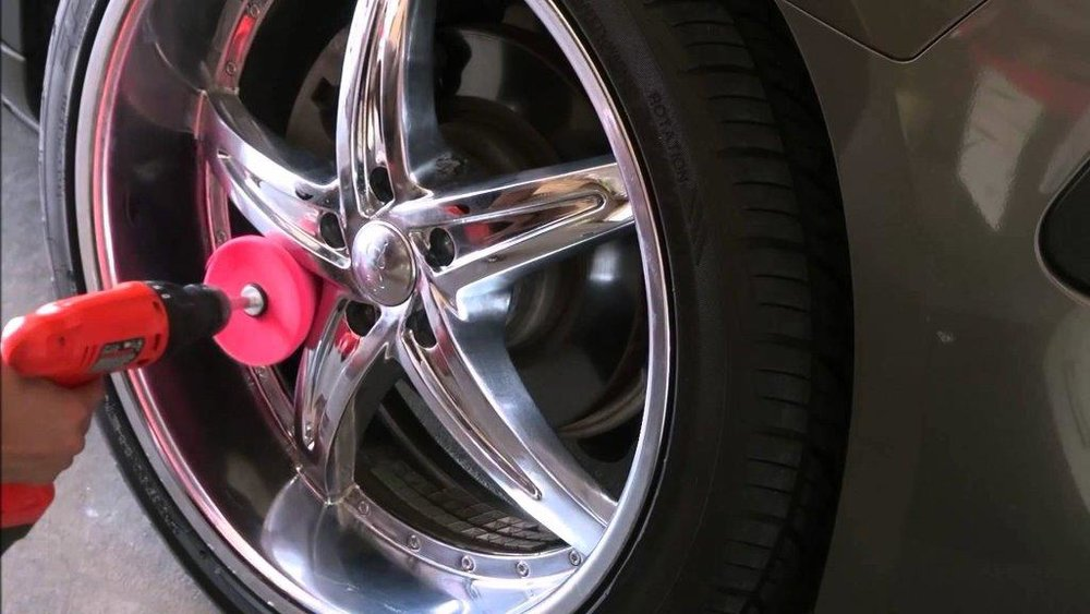 Wheels Polished from $50 | every 6 months