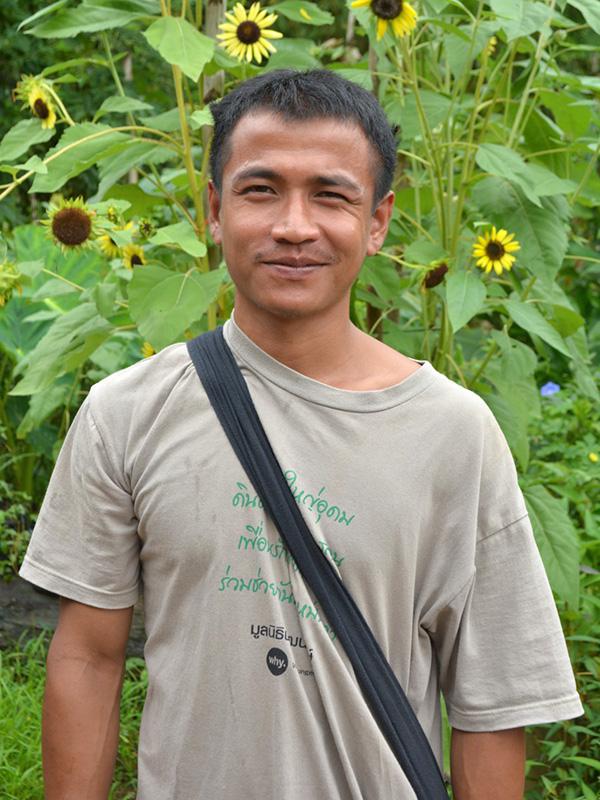 Taweeke  PRF  Community Health Promoter