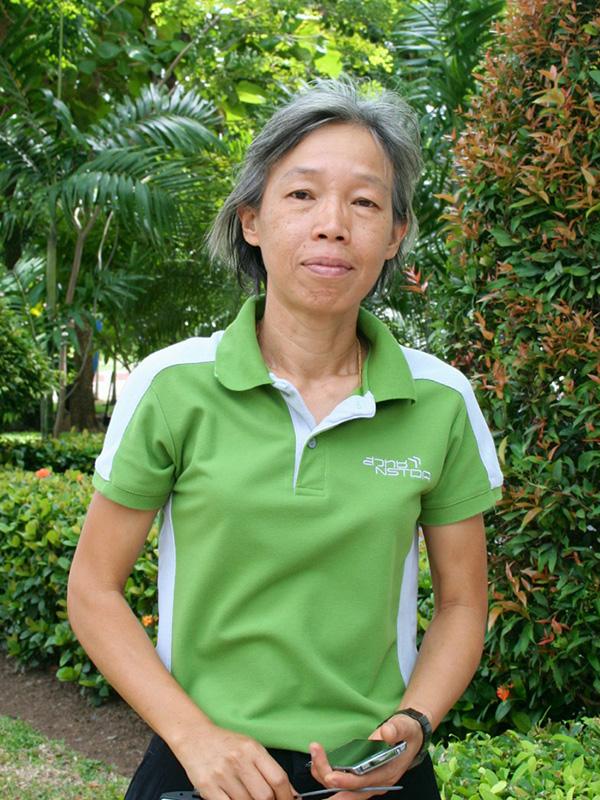 Nudjarin Ramungul, Ph.D.  MTEC  Project Advisor