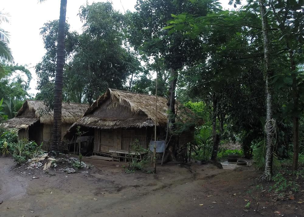 Houses in Mong Sa Tur