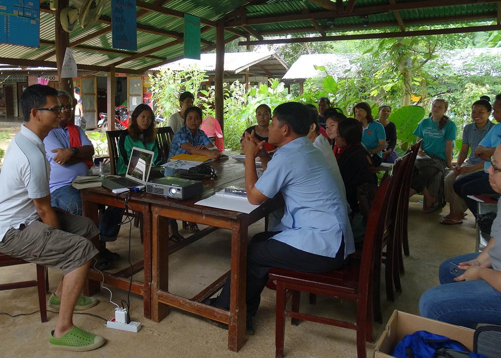 Stakeholder meeting