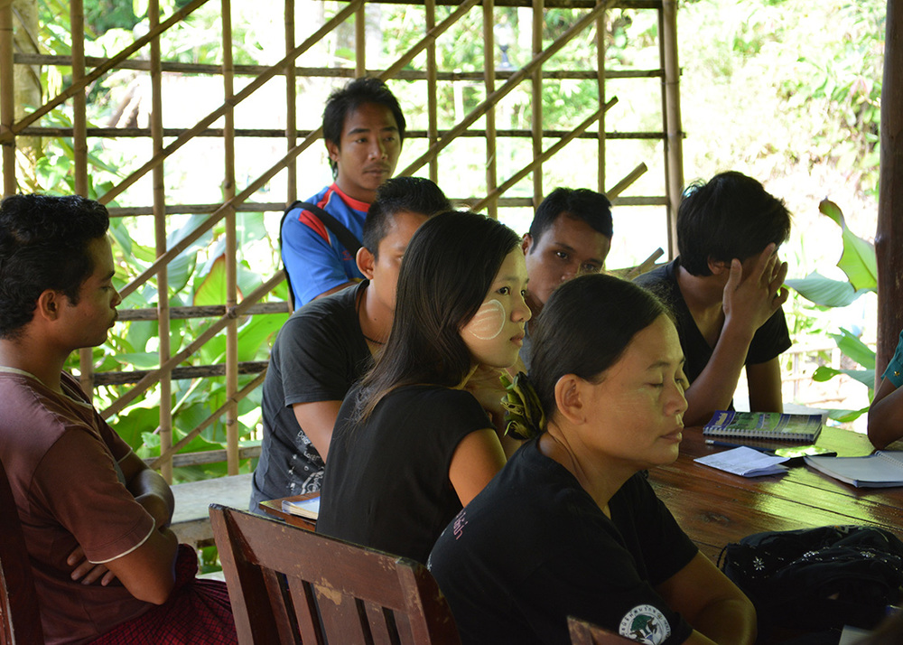 These change agents also received training on drinking-water safety, treatments, and hygiene.