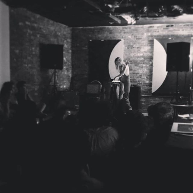 Thanks to @bostonhassle and to everyone who came out! Thanks also to @neckelback @lady.pills.music @postmoves_ @pprcstls — you guys were all so great! And thanks to my dear friend @sophillazilla who took this picture. ✨