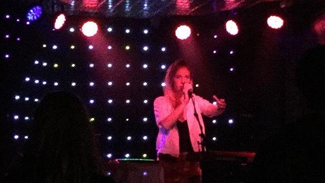 Last night was so fun! Thanks @timeiam @ethancwells @monkeyhouse_vt @disco_phantom ✨