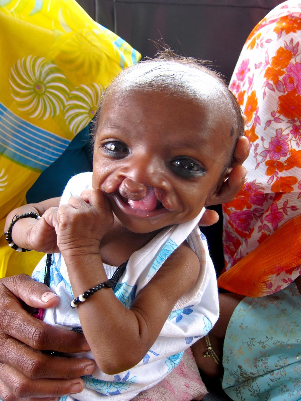 Santosh, Born December 23, 2011 - Deceased January 12, 2013