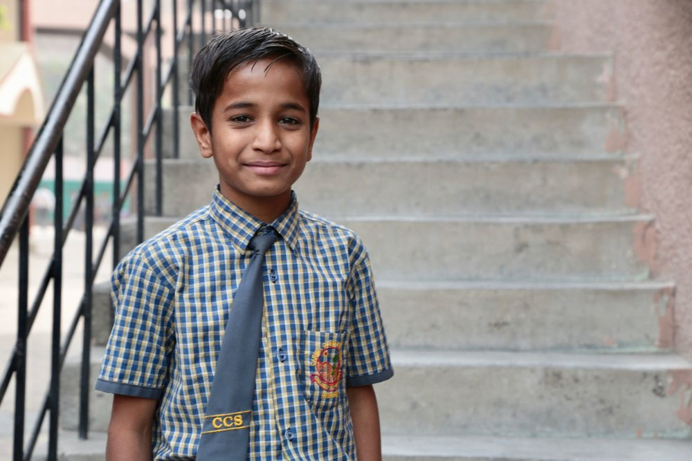 Ankit - (S2S-005)Sponsored by the Graham family, Canada