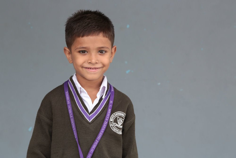 Ankit - (S2S-077)Currently in need of sponsorship. Click here to sponsor Ankit or another scholar for just $30/month!Sponsored previously by the Hamilton family, United States
