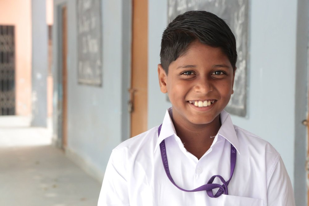 Ankit - (S2S-118)Currently in need of sponsorship. Click here to sponsor Ankit or another scholar for just $30/month!Sponsored previously by the Brown family