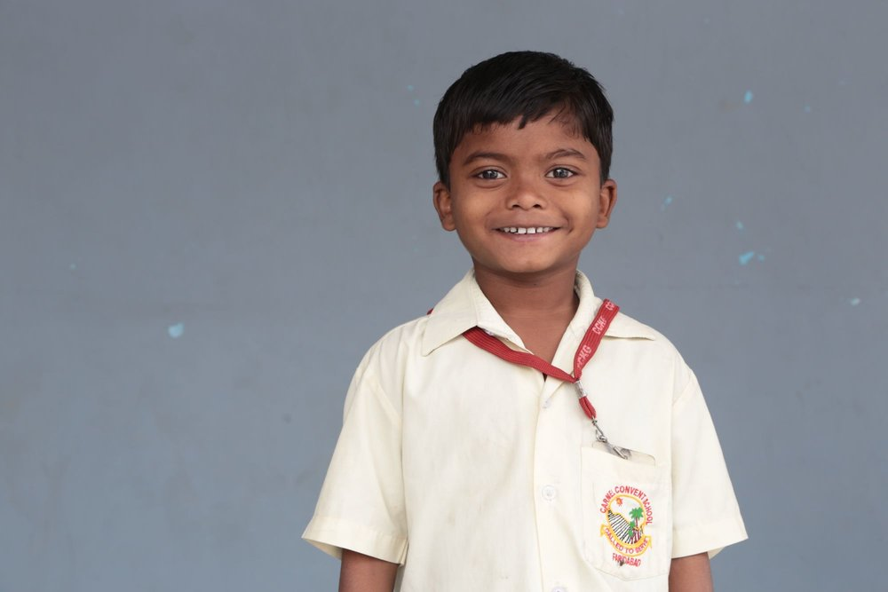 Ankit - (S2S-228)Sponsored by the Kobaiyashi family, BrazilSponsored previously by the Jamal family, Canada