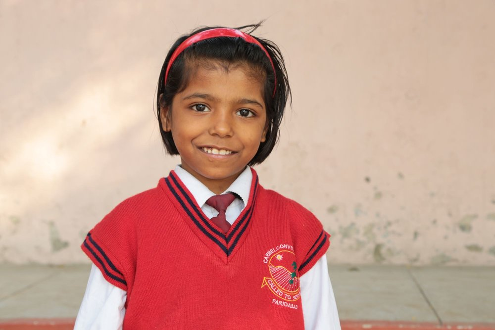 Geeta - (S2S-022)Sponsored by the Benson family, USA