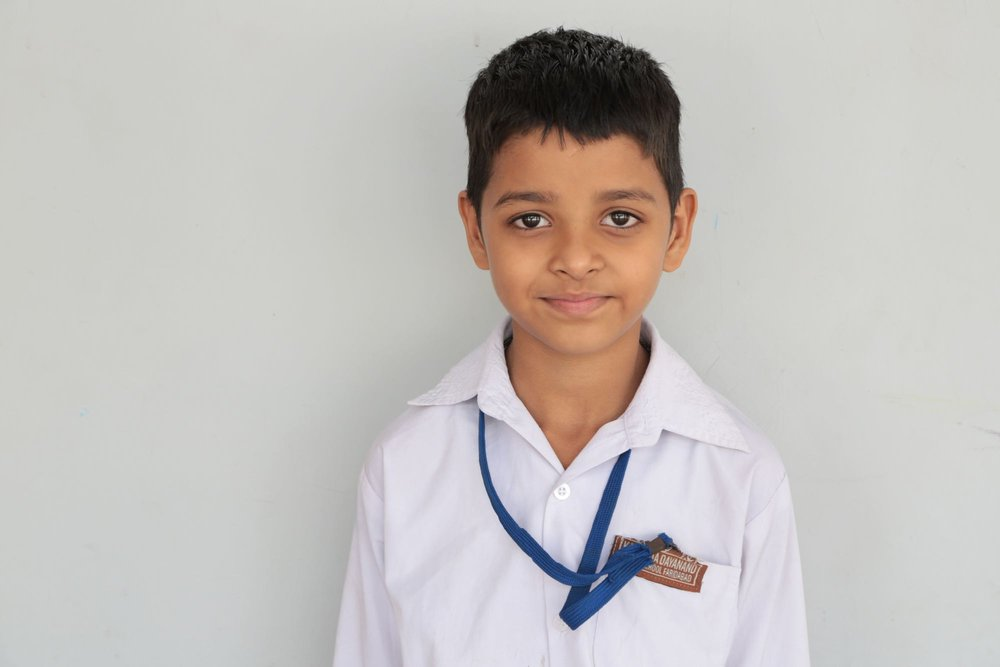 Hemant - (S2S-041)Currently in need of sponsorship. Click here to sponsor Hemant or another scholar for just $30/month!Sponsored previously by the Rody family