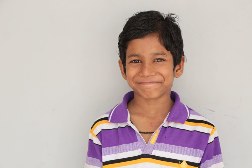 Karan - (S2S-046)Sponsored by the Degnim family, USA