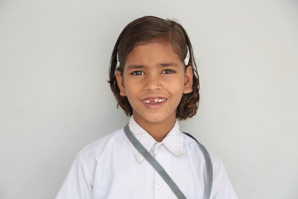 Karishma - (S2S-047)Sponsored by the Patel family, USA