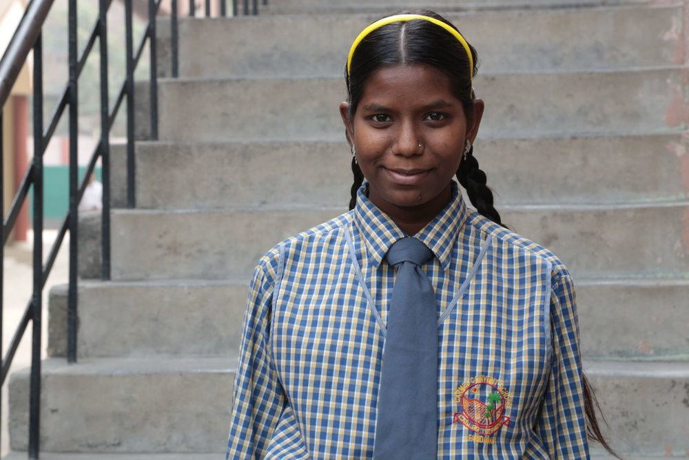 Madhu - (S2S-009)Sponsored by the Carter family, USA