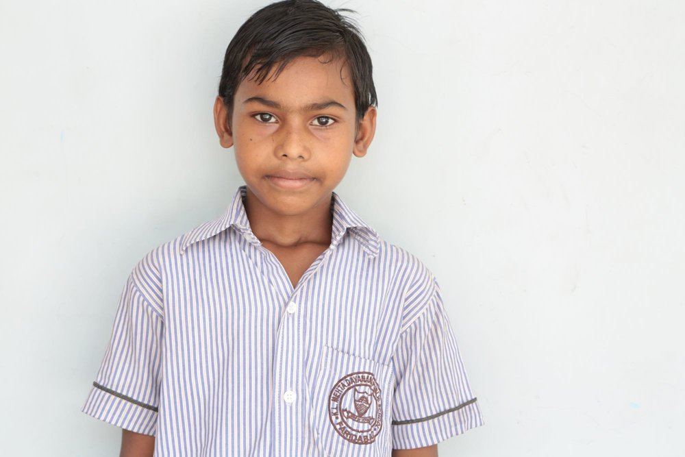 Monu - (S2S-142)Currently in need of sponsorship. Click here to sponsor Monu or another scholar for just $30/month!Sponsored previously by the Newcom family, USA