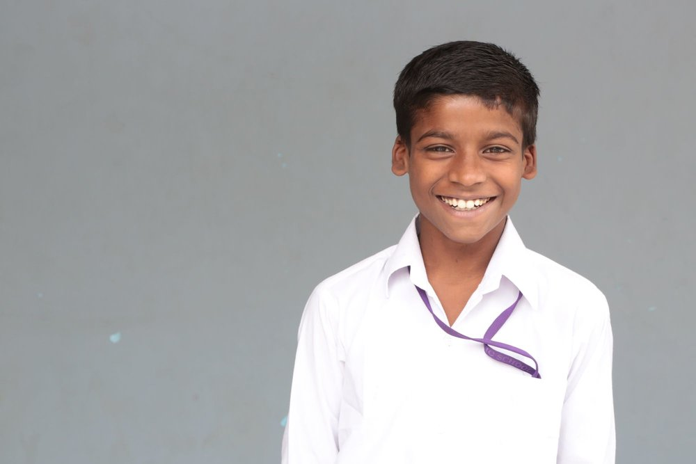 Neeraj - (S2S-147)Sponsored by the Nida Obert family, USA