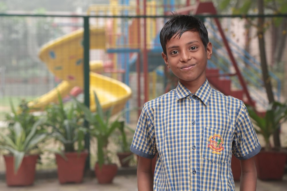 Nikhil - (S2S-148)Sponsored by the Lenhart family,USA