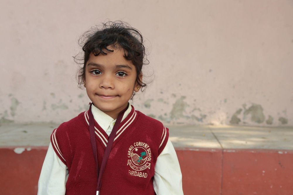 Prachi - (S2S-089)Sponsored by the Kinsella family, Ireland