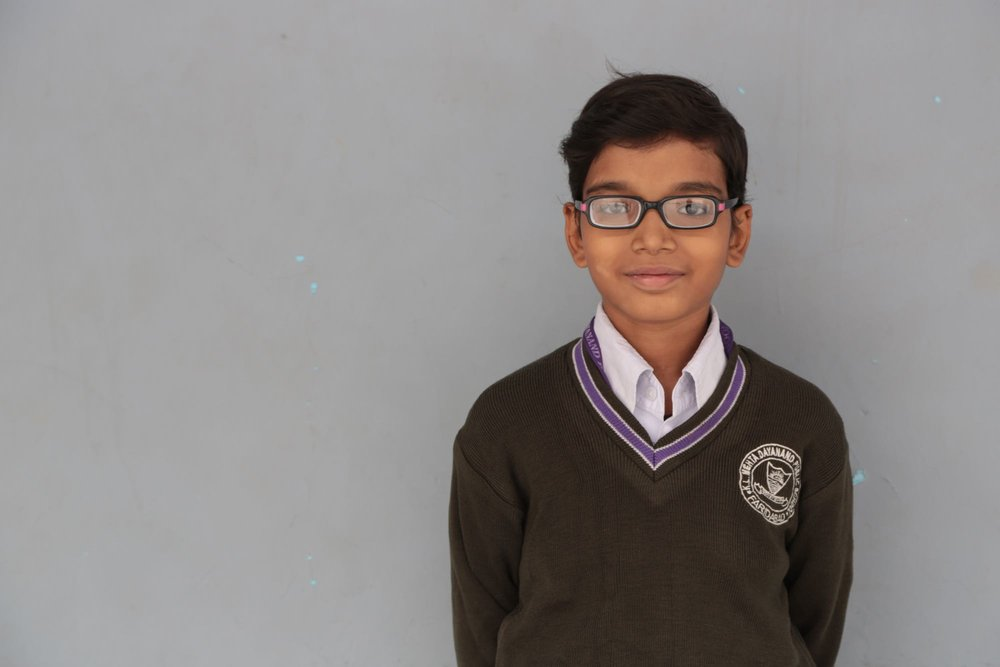 Ritik - (S2S-237)Currently in need of sponsorship. Click here to sponsor Ritik or another scholar for just $30/month!Sponsored previously by the Jamal family, Canada